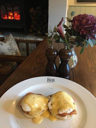 Kidlington, UK: Dining