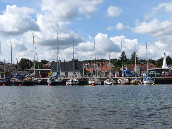 Kivik, السويد: Harbour in Kivik