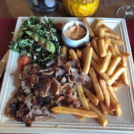 Le d lice montaigu de quercy restaurantbeoordelingen for Restaurant montaigu