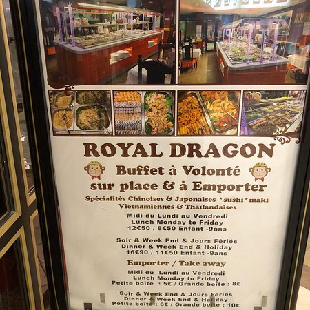 photo0.jpg - Picture of Le Royal Dragon, Paris - TripAdvisor