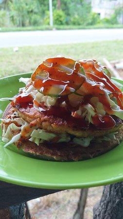 Papar, Malesia: Chicken Burger