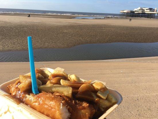 Yorkshire Fisheries: Fish, chips & gravy
