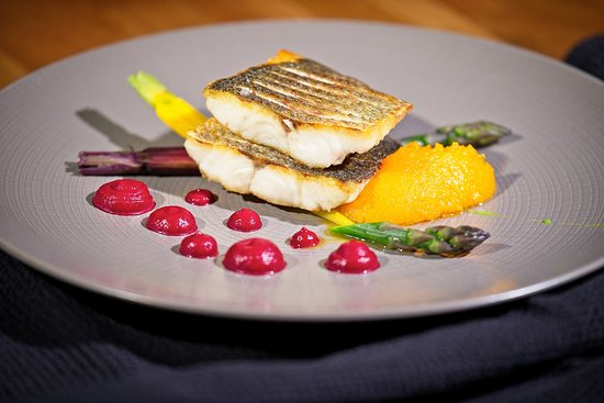 Bampton, UK: Another delicious fish option