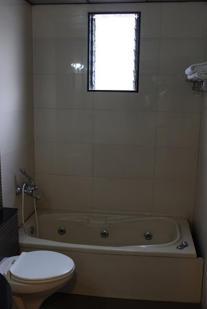 Sunny Mid Town: Executive Room Bathroom