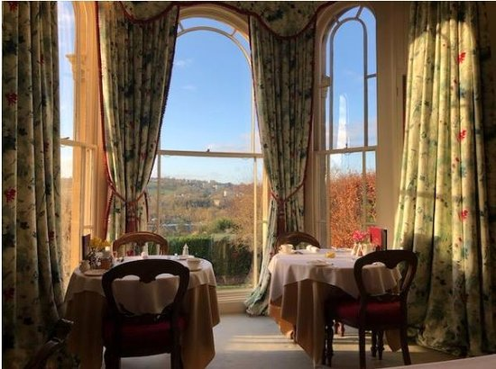 Apsley House Hotel: The lovely breakfast room