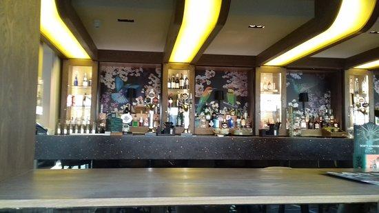 Bodelwyddan, UK: New bar