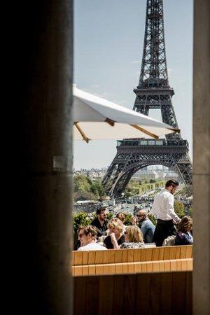Cafe De L Homme Paris Trocadero Restaurant Reviews