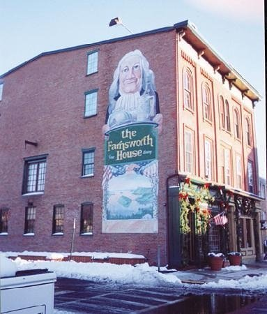 Bordentown, NJ: Old Town Pub - formerly the Farnsworth House