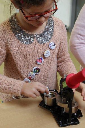 Ravilloles, Γαλλία: Espace ateliers juniors