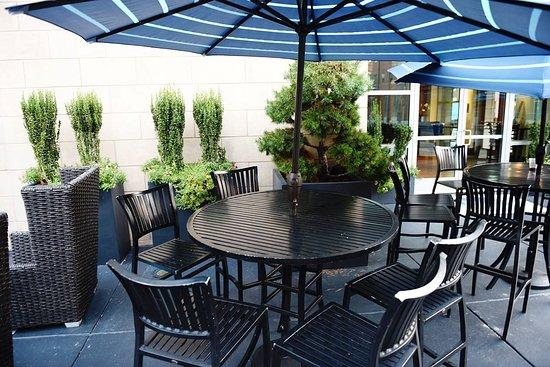 Interior - Picture of Bleu Restaurant & Lounge, Memphis - Tripadvisor