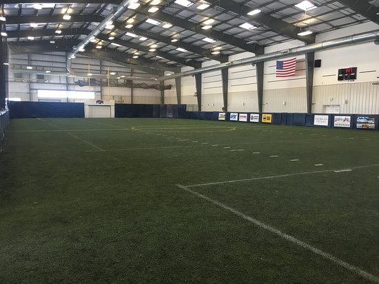 Billings, MT: Indoor Turf Field