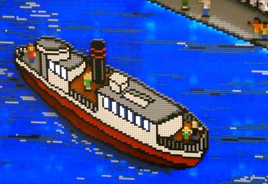 Smooth sailing  - Picture of Lego Shop, London - TripAdvisor
