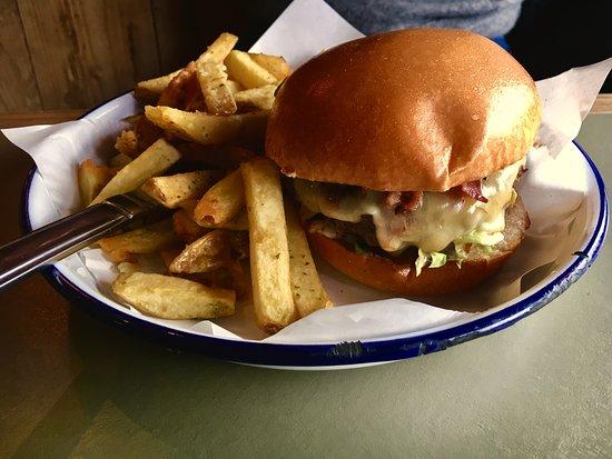 Honest Burgers - Borough: Honest Burger