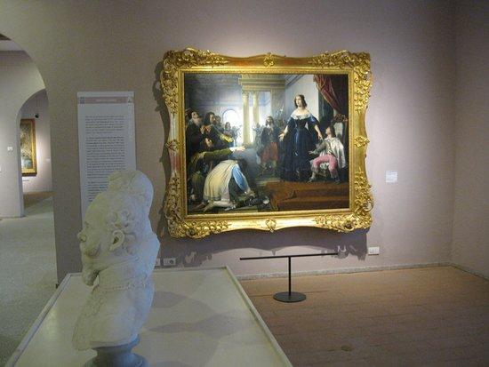 Museo  Comunale: Pinacoteca civica