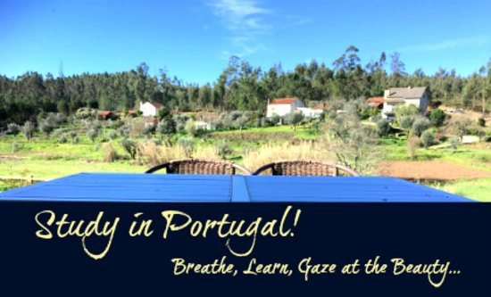 Ourem, Portugal: Stay and Relax, Breath, Learn or just Gaze at the Beauty....