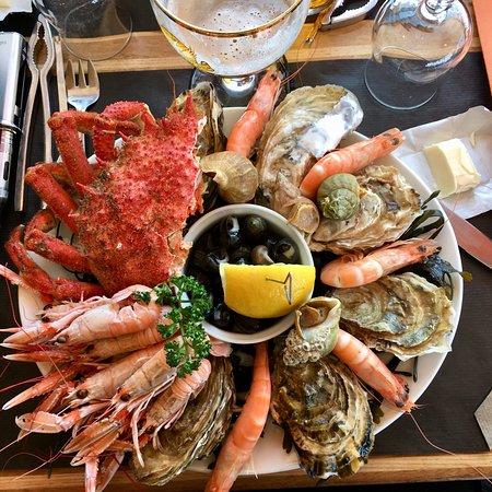 Meilleur Restaurant Poisson Quiberon