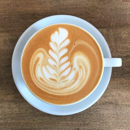 Southfield, MA: Latte