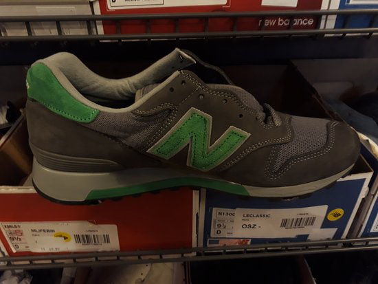 About New Balance Factory Stores. The New Balance Factory Stores offer footwear, apparel, and accessories for men, women and children. We specialize in multiple widths from 2a to 6e in men's and 4a to 4e in women's.