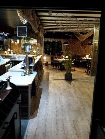 Otterndorf, Germania: Restaurant