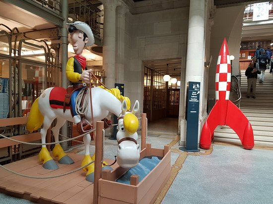 Belgian Comic Strip Center: 20180224_134415_large.jpg