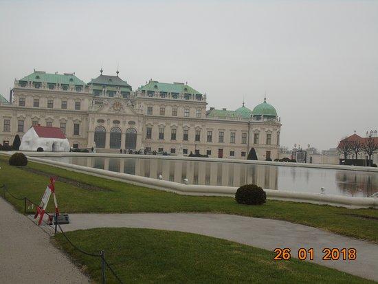 ÁREA EXTERNA - Изображение Дворцовый комплекс Бельведер ...