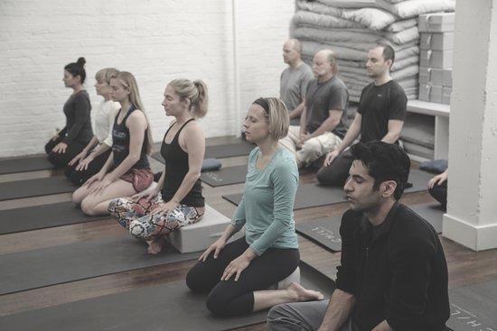 Chill Meditation + Massage