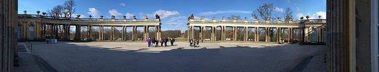 Sanssouci Palace: castello