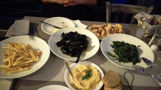 Marina Seafood Photo