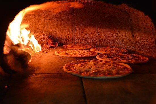 Narbolia, Itália: Dentro il forno