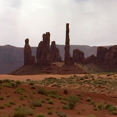 Monument Valley Navajo Park: photo0.jpg