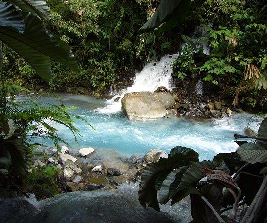 Blue River Resort & Hot Springs, hoteles en Rincon de La Vieja