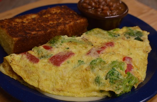 Persy's Place: March Madness Omelet