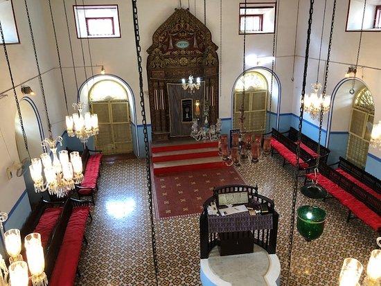 Kadavum Bagam Synagogue