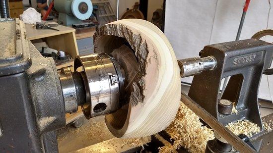 Santa Fe Woodturning Lab