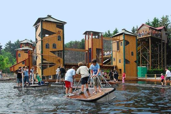 Haltern am See, Tyskland: Freizeitpark Ketteler Hof