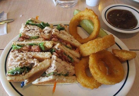 Spokane Valley, WA: Club Lunch...