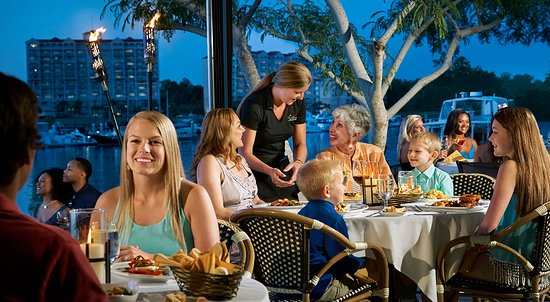 At North Myrtle Beach, we'll deliver local coastal cuisine direct from dock to dining table.