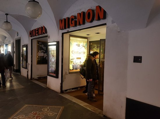 ‪Cinema Mignon‬