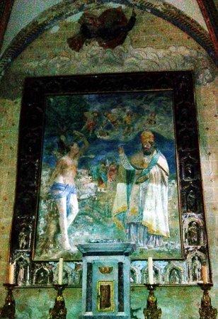 Monfort, ฝรั่งเศส: Le martyr de St Sébastien