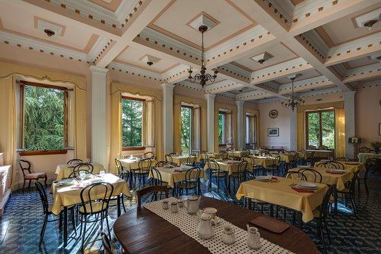 Sala colazioni / ristorante Giotto Park Hotel Bivigliano, Vaglia, Firenze