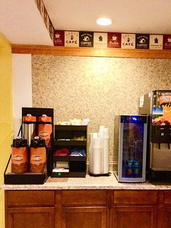 Lake Village, AR: Coffee/ Tea facility