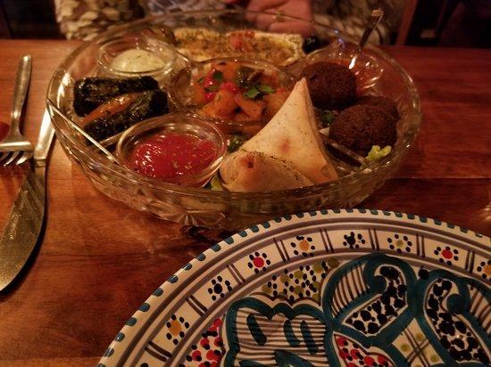 Foto de Nofretete Cafe' Restaurant