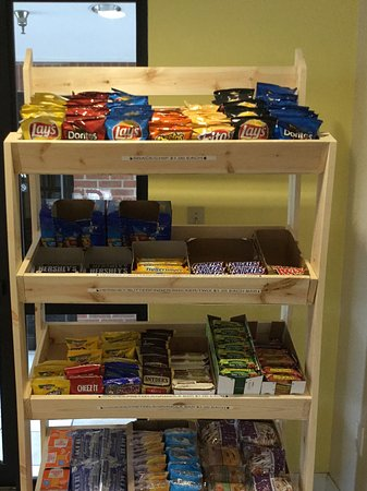 Lake Village, AR: Sweet Shop