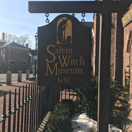 Salem Witch Museum: photo1.jpg