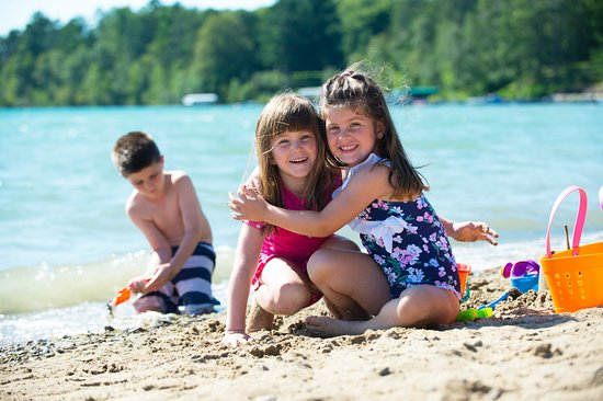"Cohasset, MN: Named ""Best Resort Beach"" by Star Tribune!"
