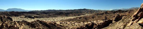 Angastaco, Аргентина: Una panoramica della zona circostante