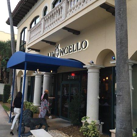 Limoncello Restaurant Palm Beach Gardens Florida