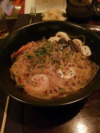 Very good japanis food