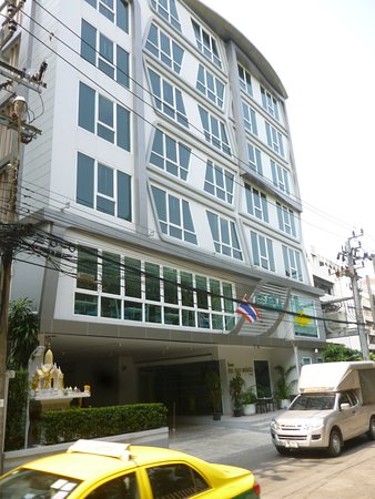 Hotel Picture Of Le Tada Parkview Hotel Residence Bangkok