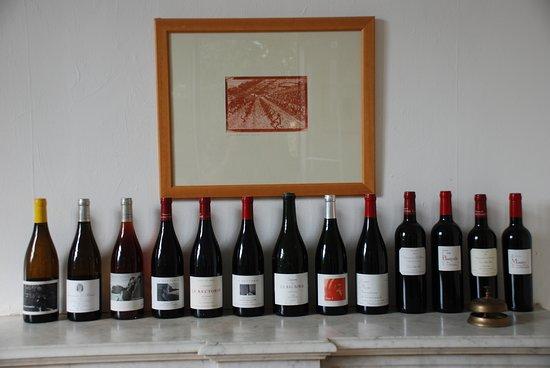 Domaine de la Rectorie: Das Weinsortiment